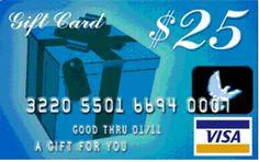 Colie's Kitchen: $25 Visa Gift Card Giveaway!!