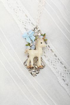 Unicorn - Unicorn Necklace - Unicorn Pendant - Unicorn Jewelry - Unicorn Jewellery - Silver Chain Necklace - Frenchtutu Unicorn Necklace by Frenchtutu on Etsy https://www.etsy.com/uk/listing/247744221/unicorn-unicorn-necklace-unicorn-pendant