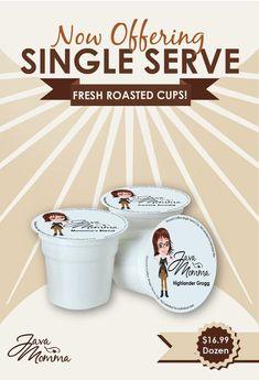 Single Serve #javamo