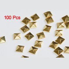 $1.18 (Buy here: https://alitems.com/g/1e8d114494ebda23ff8b16525dc3e8/?i=5&ulp=https%3A%2F%2Fwww.aliexpress.com%2Fitem%2F100-PCS-10mm-DIY-Punk-Style-Pyramid-Studs-Nailheads-Gold-10-shoes-accessories%2F32733725062.html ) 100 PCS 10mm DIY Punk Style Pyramid Studs Nailheads-Gold 10 shoes accessories for just $1.18
