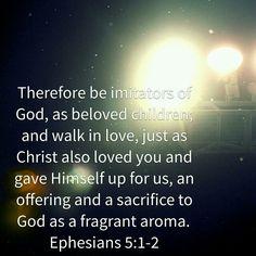 Imitators of God
