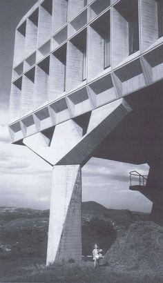 IBM Research Complex, La Gaude, France - Marcel Breuer, 1961-79            (Marcel Breuer, 1961-79)