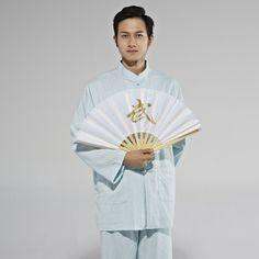 Aliexpress.com: Acheter Livraison gratuite arts martiaux vêtements tai chi vêtements lin kung fu vêtements de performance lâche costume 2 pcs ( top + pantalon ) hommes et femmes de pantalons livraison gratuite fiables fournisseurs sur Easy to Buy.