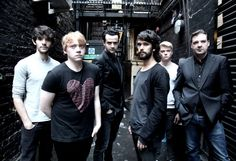 Colin Morgan, Rupert Grint, Daniel Mays, Ben Whishaw, Tom Rhys Harries and Brendan Coyle in West End Mojo - tickets now on sale