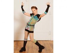 Odyssey Spacegirl Jazz Tap Dance Hip Hop Costume Mitts Child XS S Adult 2XL