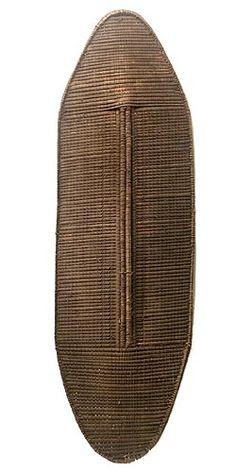 Ngandu Shield, Dem. Rep. of Congo