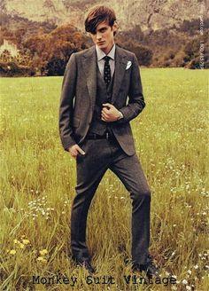 Hardwick Vintage Suit