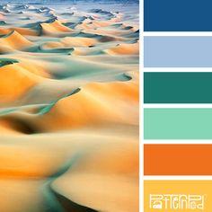 Sunny Sand Dunes