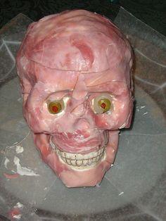 Halloween Food - Meat head (2008) | Flickr - Photo Sharing!