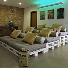 If i have a movie room in my dream home