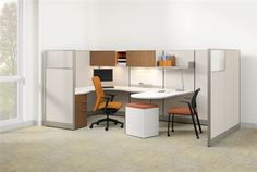 cube office with door | TrueBlue Inspiration | Pinterest | Cubicle ...
