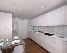 Madrid   Cocina Santos   Modelo Ariane   Encimera Silestone