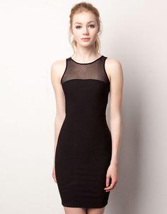 Pull & Bear Little Black Dress LBD