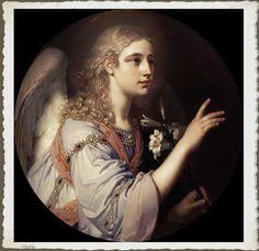 Santa María, Madre de Dios y Madre nuestra: San Gabriel Arcángel, 29 de Septiembre