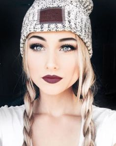 These winter makeup looks are definitely worth trying !