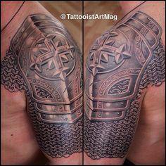 Tattoo of the day Artist: Alexey Baryshnikov  Artist's IG: ? by Tattooist Art…