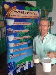 Hostal la Mexicana's artisanal Greek yogurt - http://4souls1dream.blogspot.com/2016/08/hostal-la-mexicanas-artisanal-greek.html - This is Mike…As many of the longer term blog followers probably already know, I seldom praise eating establishments for doing their jobs. In fact, over the last 18 months I recommended only one other restaurant. I prefer to speak of regional areas of…   #overland #overlanding #adventuretravel #travel #Greece, #Nicaragua