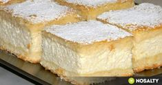 Túrós pite Szilvásgombóc konyhájából recept képpel. Hozzávalók és az elkészítés részletes leírása. A túrós pite szilvásgombóc konyhájából elkészítési ideje: 75 perc Cheesecake Recipes, Dessert Recipes, Cheese Pies, Cottage Cheese, Cake Cookies, Cornbread, Vanilla Cake, Muffin, Artisan