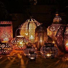 TatiTati Boho Style - Lanternes marocaines