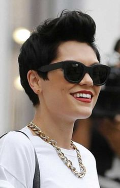 Jessie J Hair Style for Girls