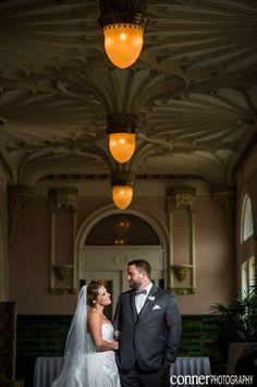 Connor Photography . St. Louis Union Station Wedding, Grand Hall Wedding at St. Louis Union Station Hotel, Historic Wedding Venues St. Louis, Unique Wedding Venue St. Louis,