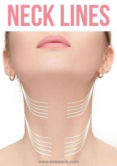 Discover how you can get rid of neck lines, wrinkles and saggy skin. Neck Wrinkles, Prevent Wrinkles, Beauty Care, Beauty Skin, Beauty Hacks, Face Beauty, Collagen Skin Care, Wrinkle Remedies, Acne Remedies