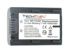 TechFuel's Sony DCR-SR82 Camcorder Battery - http://yourperfectcamera.com/techfuels-sony-dcr-sr82-camcorder-battery/