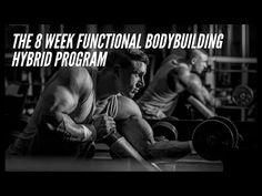 The 8 Week Functional Bodybuilding Hybrid Program - Tier Three Tactical Crossfit Workout Program, Gym Workout Tips, Dumbbell Workout, Workout Schedule, Workout Men, Full Body Workout Routine, Gym Routine, Workout Routines, Hiit Workouts For Men