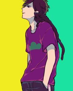 埋め込み Me Me Me Anime, Anime Love, Anime Guys, Kawaii, Ichimatsu, Manga Covers, Boy Art, Character Design References, Anime Style