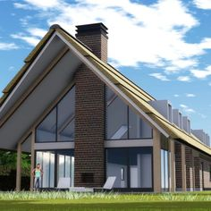 Building Concept, Farm Barn, Cabana, House Design, Mansions, House Styles, Outdoor Decor, Bungalows, Houses