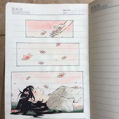 ねむりねむり~ I apologize for the lack of activity. It's been very busy couple of months. Nonetheless iam excited about inktober this year •£•