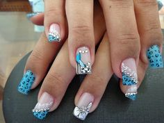 Easy healthy breakfast ideas on the good day song Cute Nails, Pretty Nails, Hair And Nails, My Nails, French Tip Nails, Top Nail, Flower Nails, Cookies Et Biscuits, Manicure And Pedicure