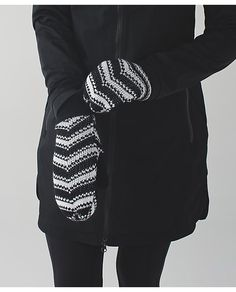 c69bcccbc NWT Lululemon Snow Amazing Mittens Sherpa Ret.$48 Sold-Out. Free shipping  and. Tradesy