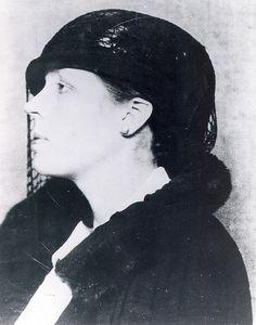 Djuna Barnes (June 12, 1892 – June 18, 1982)