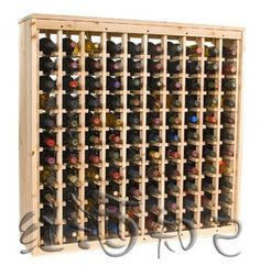 Solid Wood Wine Rack European And American Professional Wooden Wine Rack