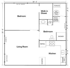20x20 apt floor plan mother in law suite picture gallery