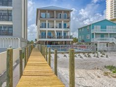 Pearl Gulf Shores House  This would definitely hold the LeGear crew.. just wish it was pet friendly. Love that it is handicap accessible 20 bedrooms i think