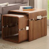 Found it at Wayfair.co.uk - Lounge 2 Piece of Nest of Tables