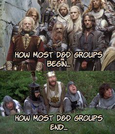 You know it's true. #DnD