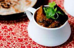 Nigel Slater's Spiced aubergine stew