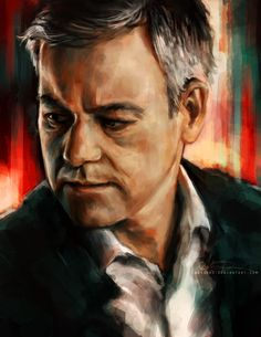We have not had enough Rupert Graves on this board....