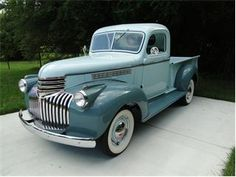1945 Chevrolet 1/2-Ton Pickup..Brought to you by #House of #Insurance #EugeneOregon