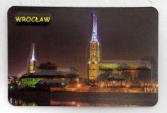 Pamiątkowy Magnes 3D Wrocław   Pamiątkowe Magnesy   Upominki24.com