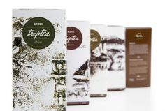 packaging illustrated with tea