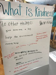 "Wonder by R.J. Palacio ""What is Kindness?"" activity"