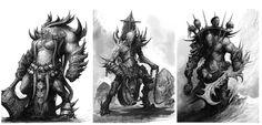Quick Concepts by AlexBoca on deviantART