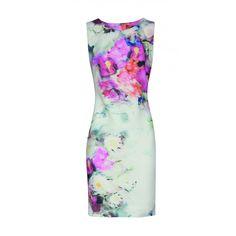 Zijdezachte Jurk Daphne mouwloos Smashed Lemon Dresses Only Tie Dye Skirt, Lemon, Water Bottle, Floral Outfits, Skirts, Summer Vibes, Beautiful Dresses, Fashion, Moda