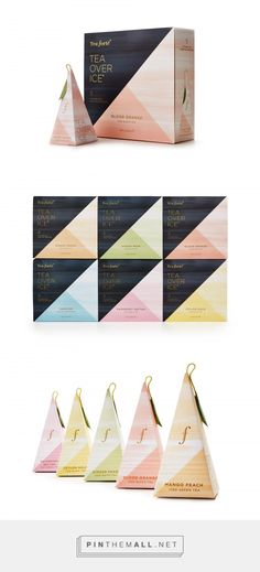 Tea Forte Brand Tea Packaging by Studio MPLS | Fivestar Branding Agency – Design and Branding Agency & Inspiration Gallery