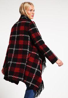 Wollen jassen Replay Mantel - red/black Rood: € 159,95 Bij Zalando (op 16-1-17). Gratis bezorging & retournering, snelle levering en veilig betalen!