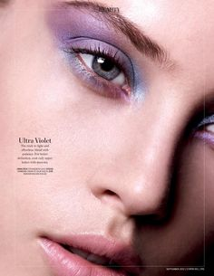Magazine: L'OFFICIEL BEAUTY September 2012 Title: Hocus Focus Photographer: Mark…